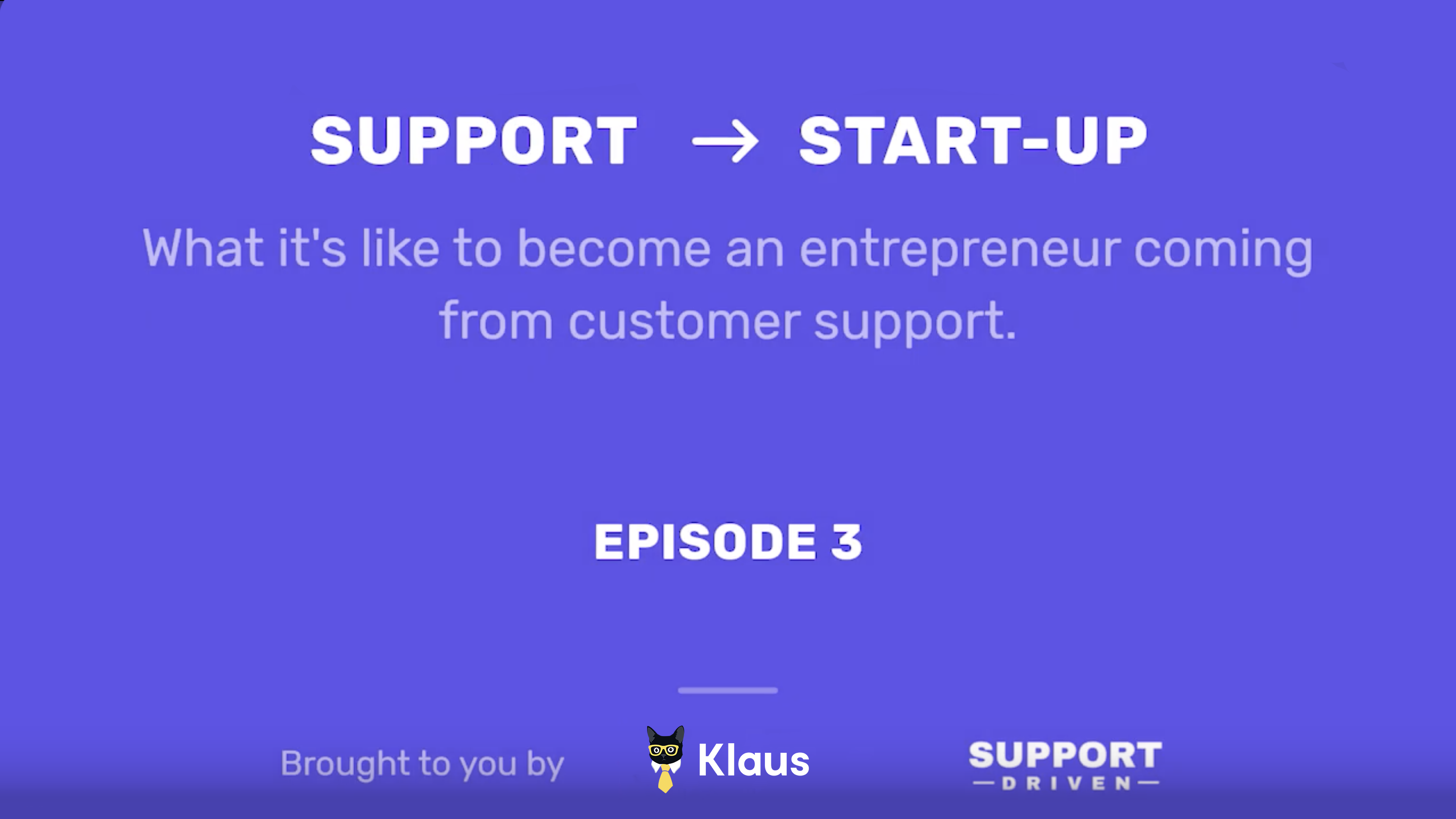 Support→Start-up 3: Typical Questions on Starting a Business
